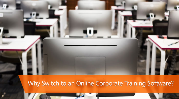 Online Corporate Training Software
