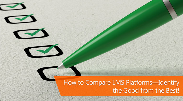 Compare LMS platforms