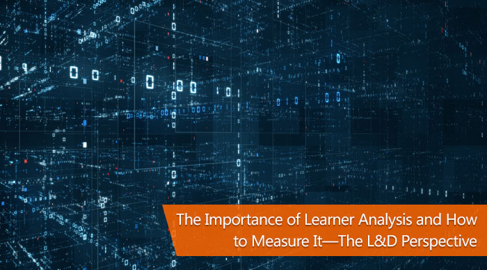 Importance of Learner Analysis in eLearning