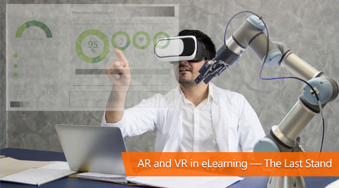 AR and VR in eLearning