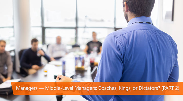 Middle Level Managers