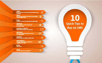 10 Quick Tips to Buy an Learning Management System (LMS)