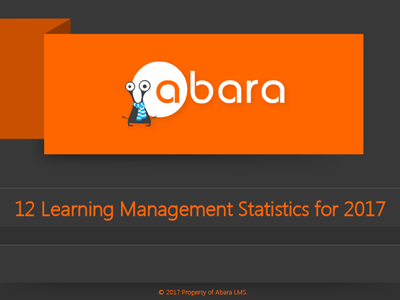 12 Learning Management Statistics for 2017