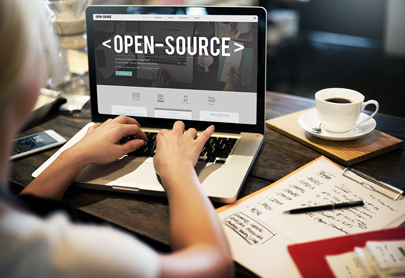 open source lms